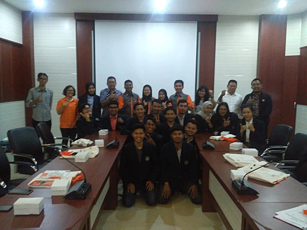 Orientasi Beasiswa JAPFA Foundation di Fakultas Perikanan dan Ilmu Kelautan