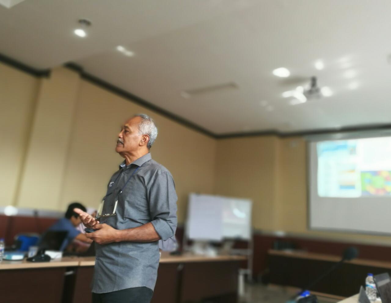 Workshop Fisheries Modelling Berbasis STELLA