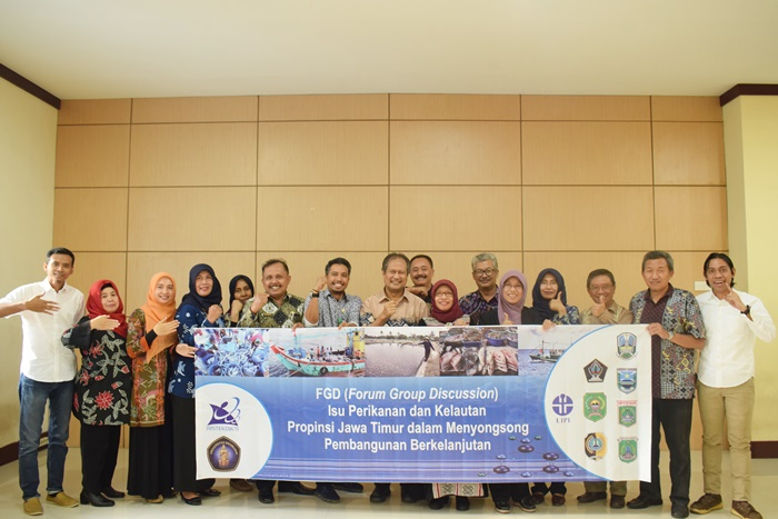 Focus Group Discussion: Fisheries and Marine Management Issues in East Java Province towards Sustainable Development