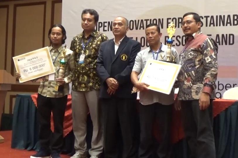 Prestasi Dosen FPIK UB dalam UB Community Service Awards