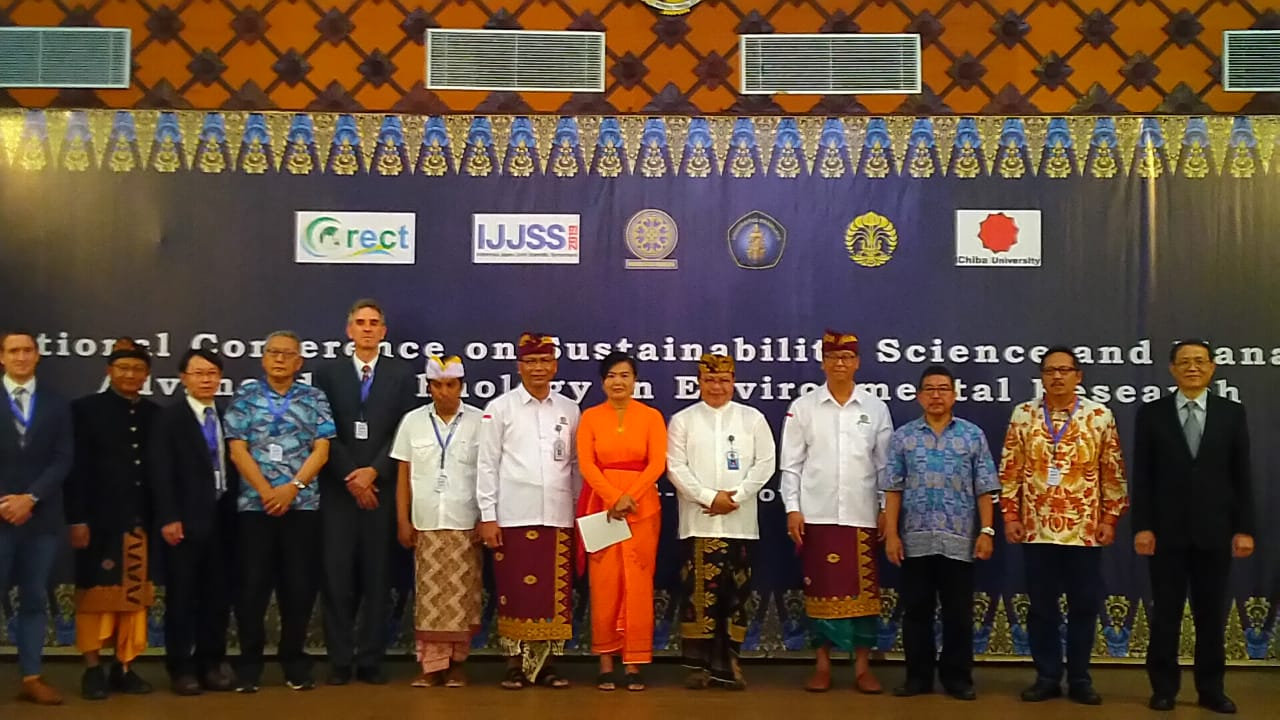 FPIK adakan International Conference on Sustainability Science and Management (ICSSM) 2019 di Bali