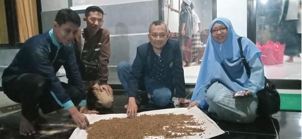 Doktor Mengabdi UB 2019: GEPARI (Gerakan Pakan Mandiri), Solusi Budidaya Ikan Air Tawar