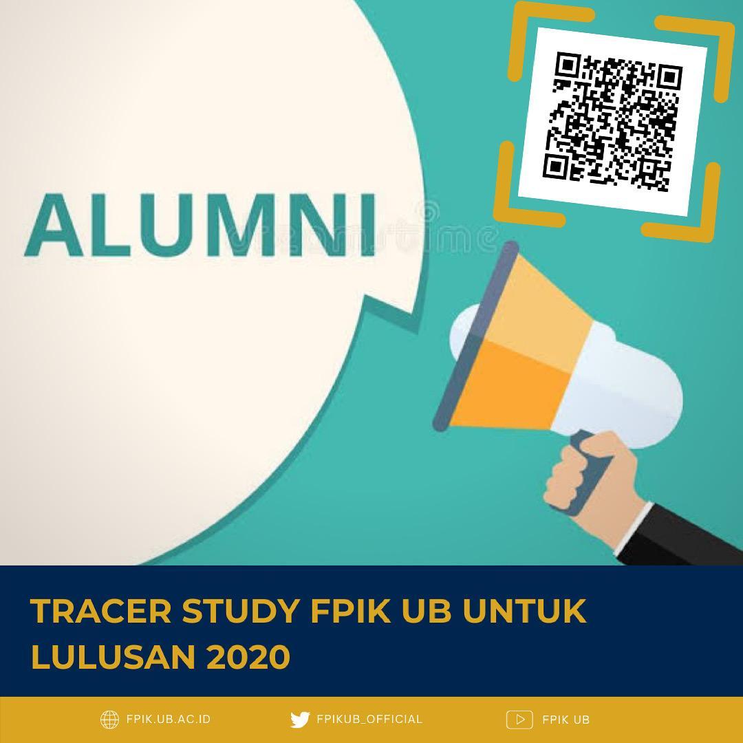 Tracer Study Lulusan Tahun 2020 FPIK UB